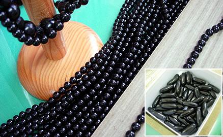 ネックレスの製作工程 - 材料の準備