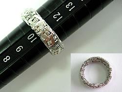 指輪のサイズ加工�