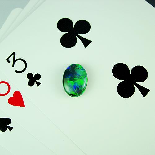ブラックオパール 2.37ct ジュエリールース ad118 画像