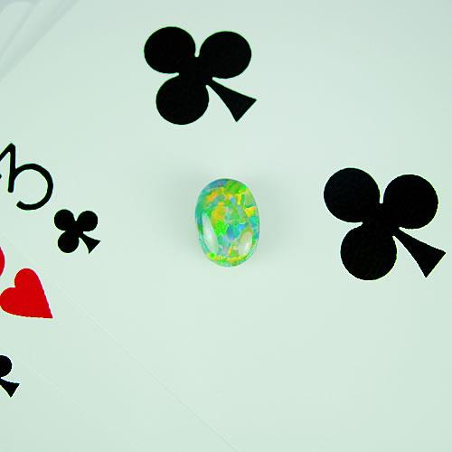 ブラックオパール 1.66ct  ジュエリールース ad144 画像