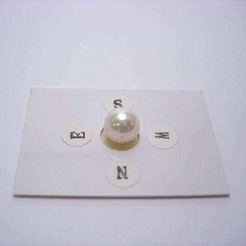 アコヤパール 超大玉 9mm ジュエリールース ad291 画像