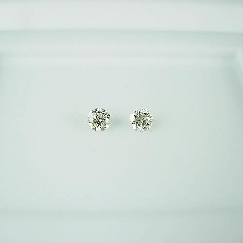 ダイヤモンド 0.16ctペア  ジュエリールース ad505