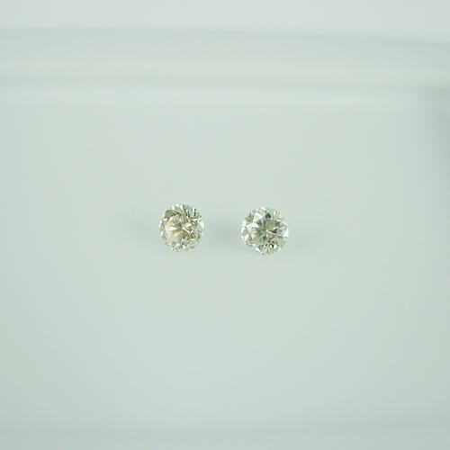 ダイヤモンド 0.16ctペア  ジュエリールース ad505 画像