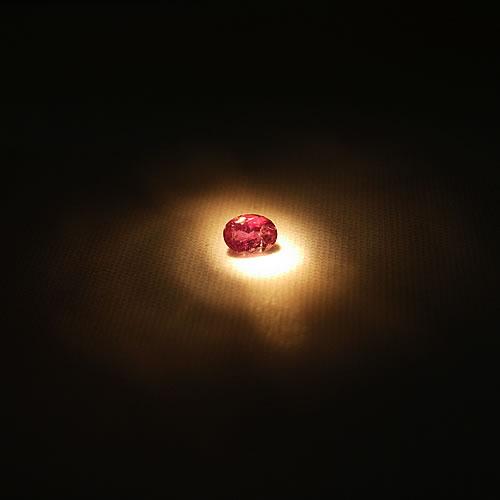 アレキサンドライト  0.37ct  ジュエリールース ad539