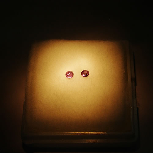 アレキサンドライト  0.30ct  2ps ジュエリールース ad541