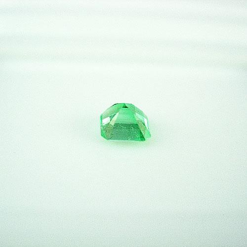 コロンビア産エメラルド 0.38ct ジュエリールース ad565 画像