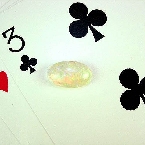 オパール  2.72ct (赤斑) ジュエリールース ad614 画像