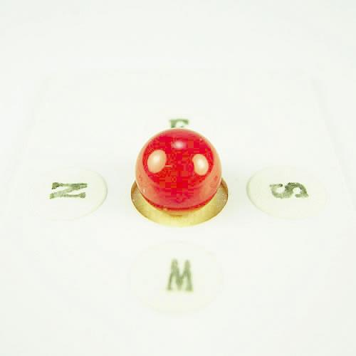 血赤珊瑚 8.6mm ラウンド  ジュエリールース ad745 画像