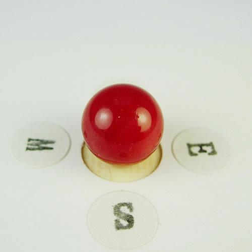 血赤珊瑚 10.1mm  ジュエリールース bd271