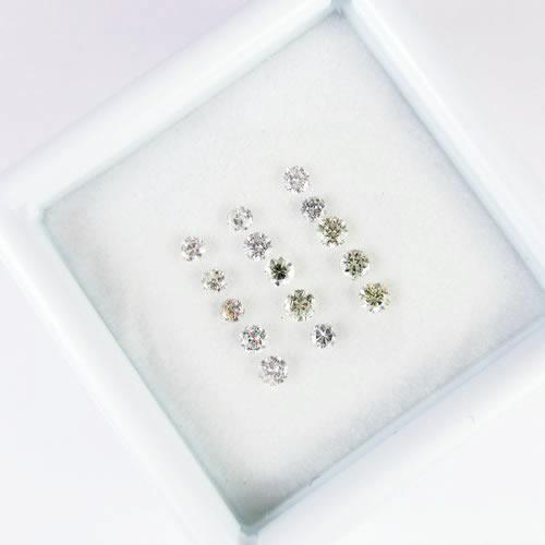 ダイヤ 0.37ct 15ps H.VLY系 ジュエリールース bd545 画像