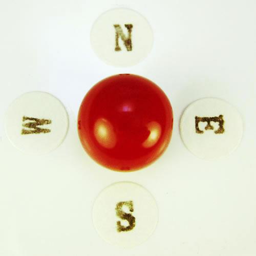血赤珊瑚  11.5mm ラウンド  ジュエリールース bd556