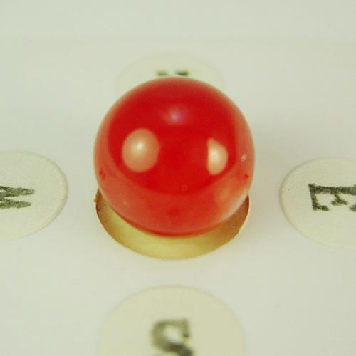 血赤珊瑚 10mm ラウンド ジュエリールース bd605