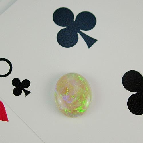 オパール 2.73ct 良美斑 ジュエリールース bd610 画像