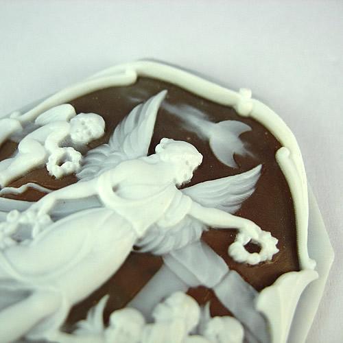 巨匠のシェルカメオ d109b 画像