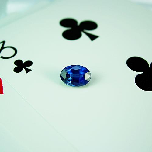 ブルーサファイア 1.30ct  ジュエリールース df660 画像
