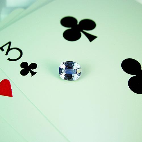 ブルーサファイア 1.13ct  ジュエリールース df661 画像