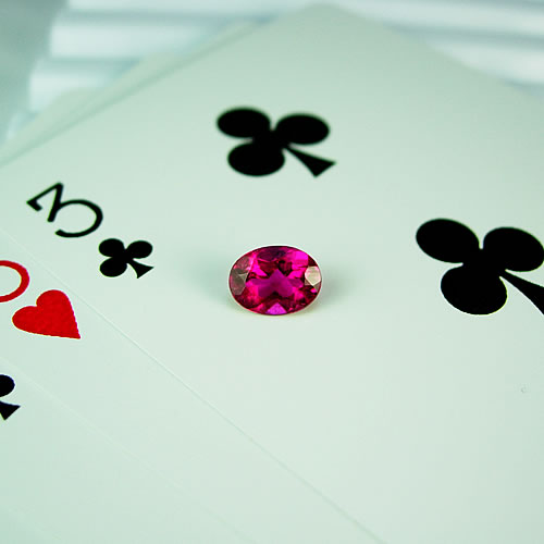 ルベライト(トルマリン) 1.15ct ジュエリールース df667 画像