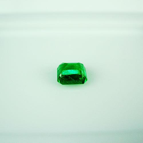 コロンビア産エメラルド 0.44ct ジュエリールース df861 画像