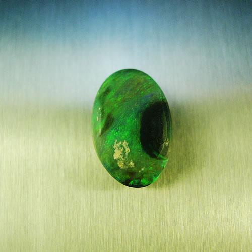 ブラックオパール 2.08ct ジュエリールース df873 画像