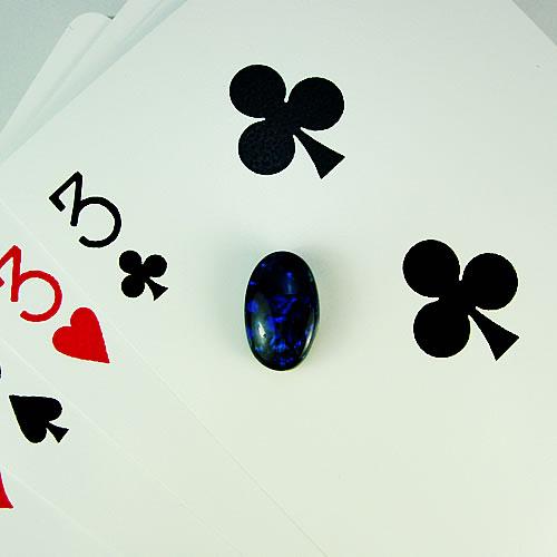 ブラックオパール 2.52ct ジュエリールース df879 画像