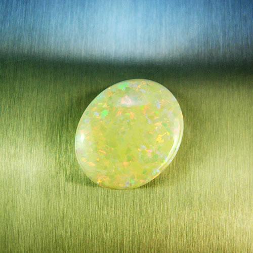 オパール 2.55ct 赤斑 ジュエリールース df898 画像