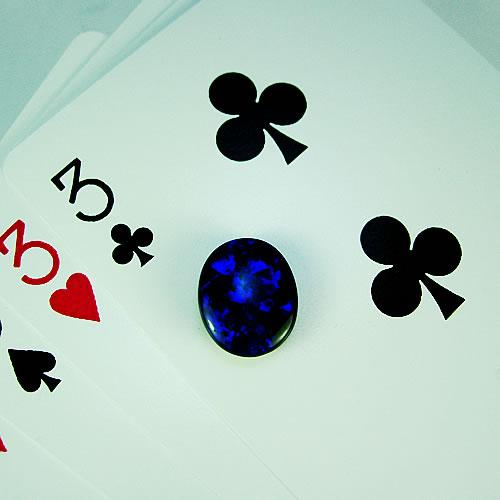 ブラックオパール 4.66ct ジュエリールース df906 画像