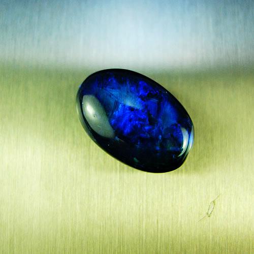 ブラックオパール 2.46ct ジュエリールース df907 画像