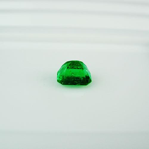 コロンビア産エメラルド 0.49ct ジュエリールース dg124 画像