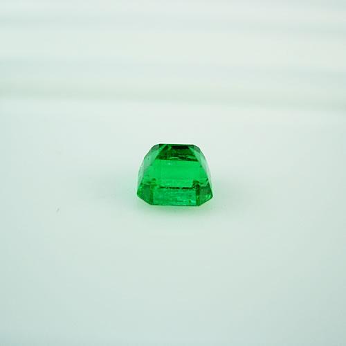 コロンビア産エメラルド 0.50ct ジュエリールース dg150 画像