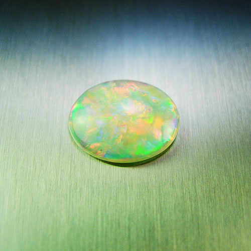 オパール 1.14ct 赤斑 ジュエリールース dg193