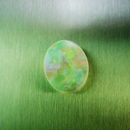 オパール 1.14ct 赤斑 ジュエリールース dg193 画像