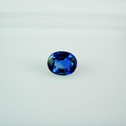 ブルーサファイア 0.61ct ジュエリールース dg208