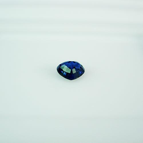 ブルーサファイア 0.40ct ジュエリールース dg210 画像