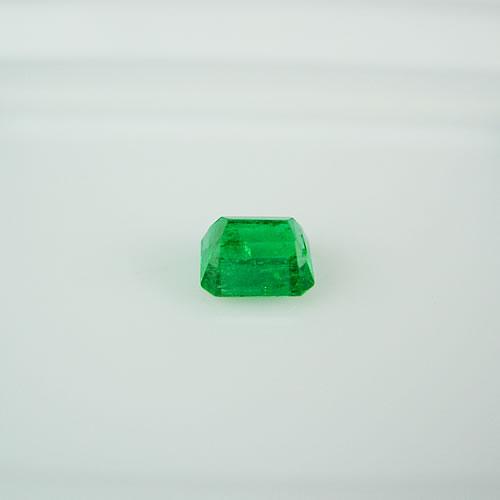 コロンビア産エメラルド 0.56ct ジュエリールース dg304 画像