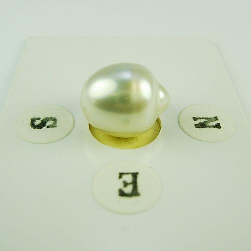 南洋パール 9.9mmバロック ジュエリールース dg322 画像
