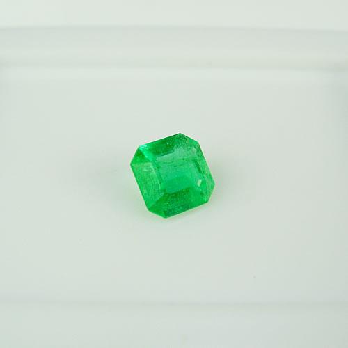 コロンビア産エメラルド 0.66ct ジュエリールース dg369 画像