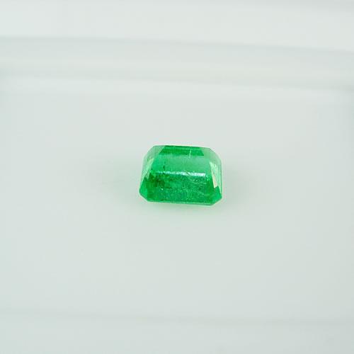 コロンビア産エメラルド 0.76ct ジュエリールース dg372 画像