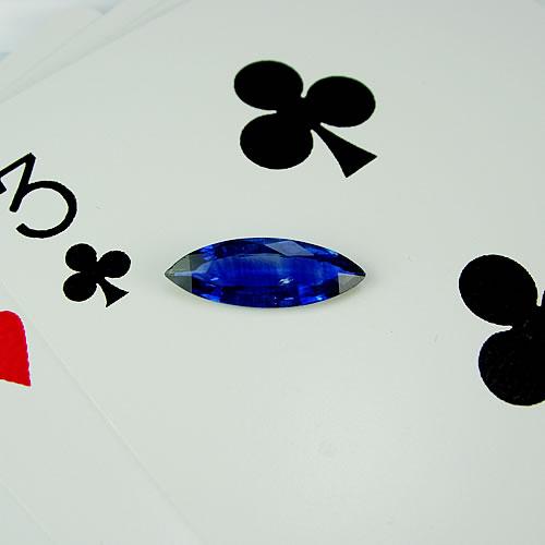 ブルーサファイア 1.71ct ジュエリールース dg391 画像