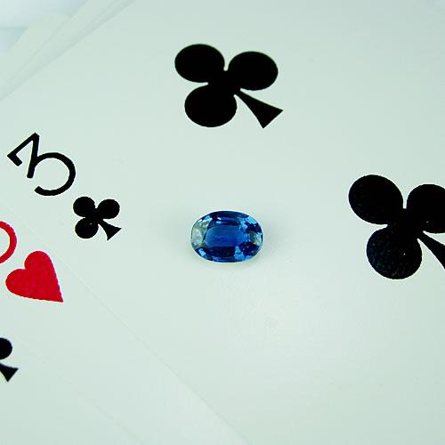 ブルーサファイア 1.11ct  ジュエリールース dg402 画像