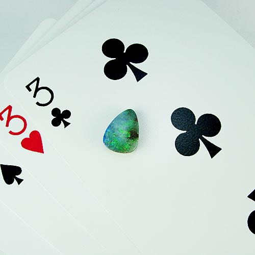 ボルダーオパール 1.84ct  ジュエリールース dg435 画像
