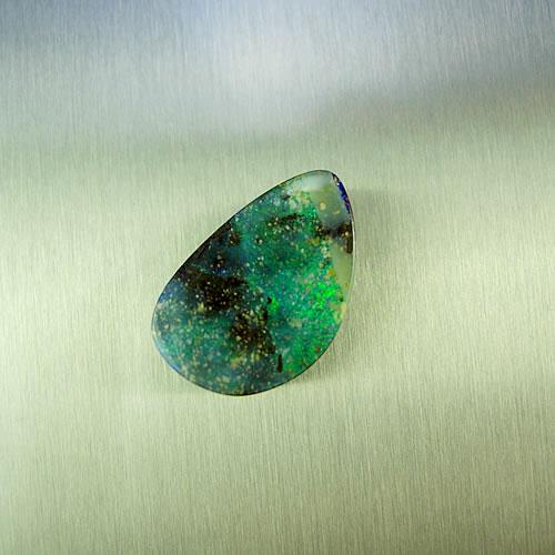 ボルダーオパール 3.34ct  ジュエリールース dg440 画像