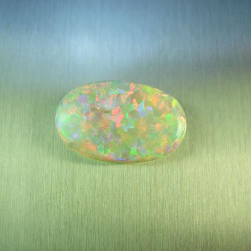 オパール 2.01ct 強赤斑 ジュエリールース dg540