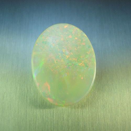 オパール 3.69ct 赤斑 ジュエリールース dg542 画像