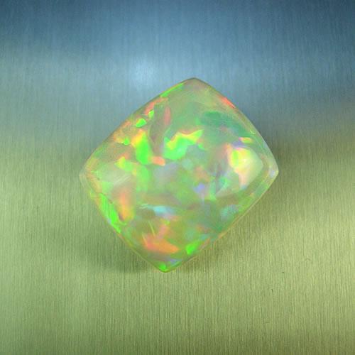 大粒オパール 9.71ct 最強ネオン斑 ジュエリールース dg543 画像