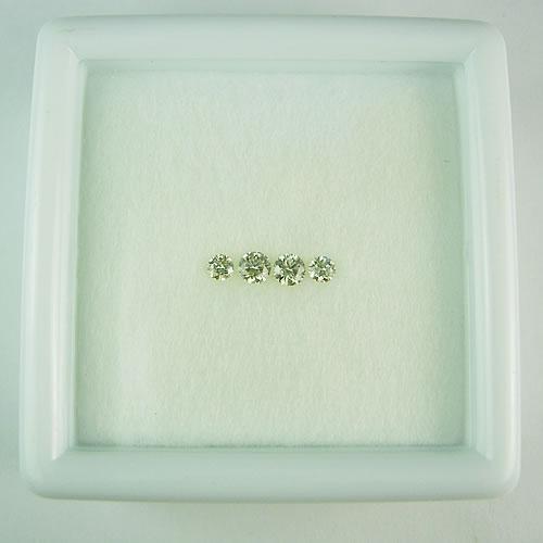 ダイヤモンド 0.22ct 4ps  ジュエリールース dg628