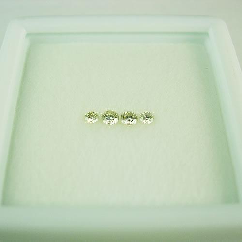 ダイヤモンド 0.22ct 4ps  ジュエリールース dg628 画像