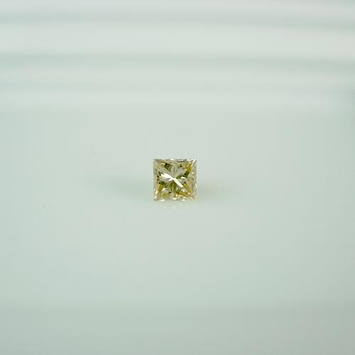 ダイヤ 0.116ct F.L.Y.B VS-2 プリンセスカット  ジュエリールース dg631
