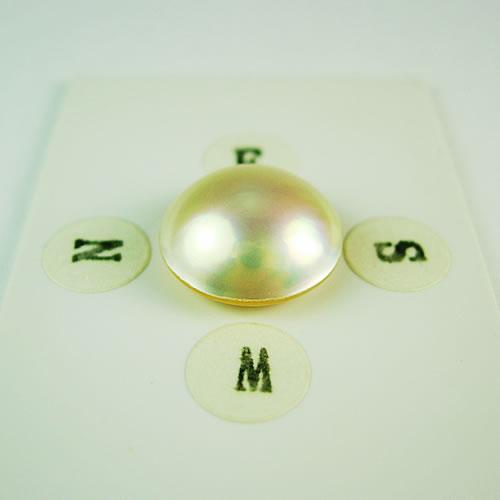 マベパール  13.3mm ジュエリールース dg661 画像