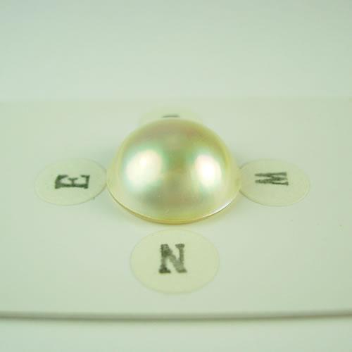 マベパール  14.5mm ジュエリールース dg670 画像