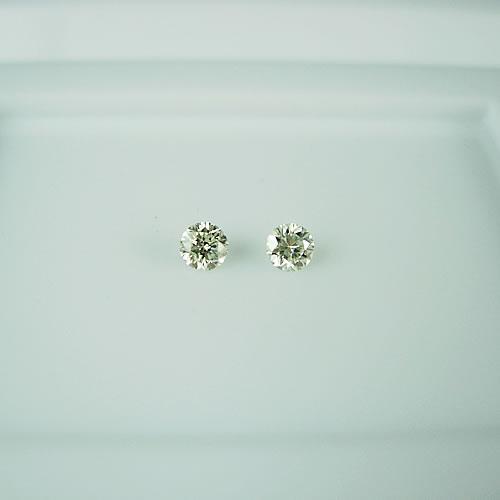 ダイヤモンド 0.16ctペア  ジュエリールース dg675